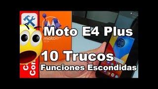 10 Trucos Moto E4 Plus Consejos Trucos Ocultos - Comoconfigurar