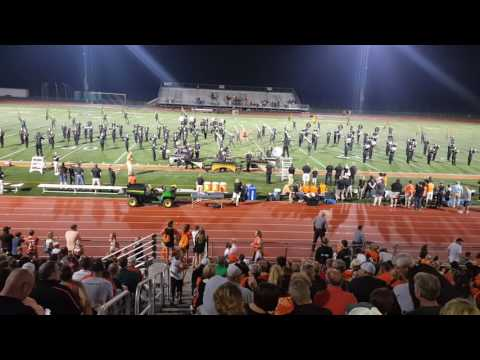 2016 Homecoming Halftime Show. LOVELAND