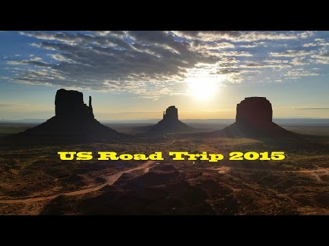 US Road Trip 2015 - Denver to San Francisco (+ NYC!)