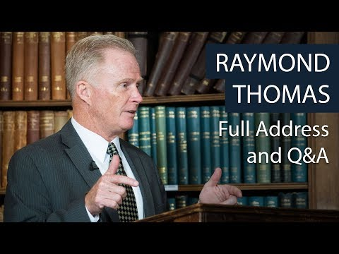 General Raymond Thomas | Full Address and Q&A | Oxford Union