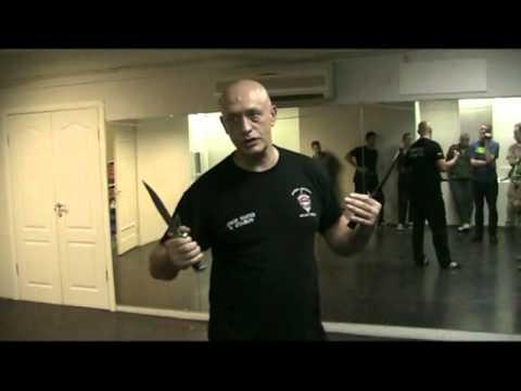 Смотреть Самооборона от Убийства Ножом ( тренинг Вадима Старова) онлайн
