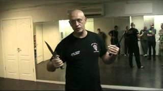 Самооборона от Убийства Ножом ( тренинг Вадима Старова)