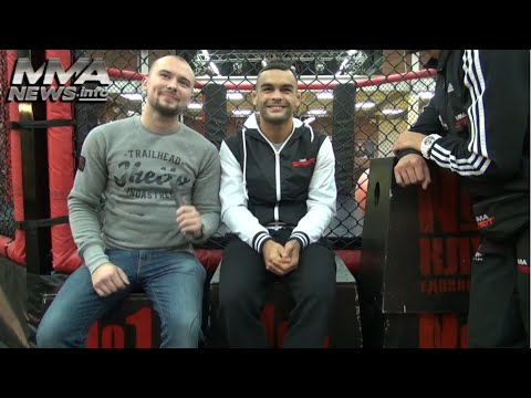 Интервью Ивана Бухингера для MMANews.Info