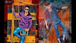 Real Editing Tutorial Of Cb Editing   Chetan Bhoir Editing Club   Photoshop Cc
