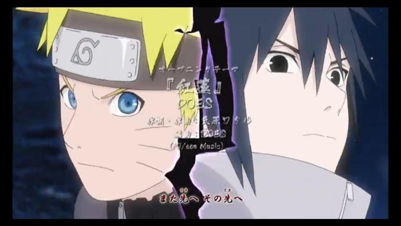 Naruto shippuden opening 16 - 4 3