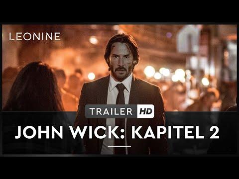 JOHN WICK: KAPITEL 2 | Trailer | Heimkinostart: 27.06.2017