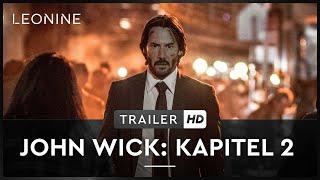 JOHN WICK: KAPITEL 2   Trailer   Heimkinostart: 27.06.2017