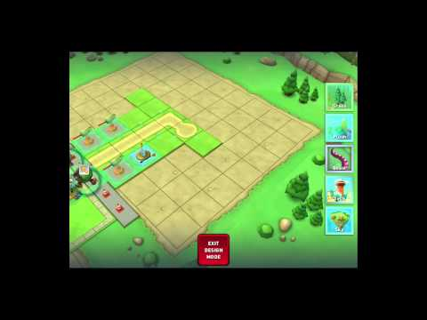 Toy Rush from Uber Entertainment Hands-On Footage