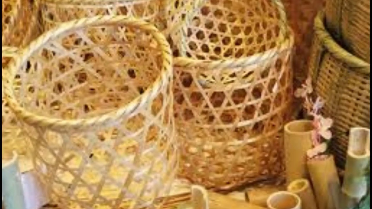 Diy Amazing Bamboo Crafts Ideas