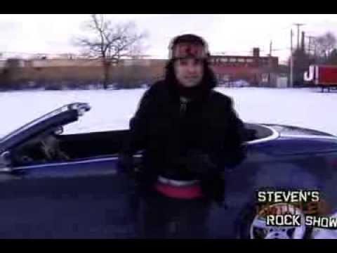 Derek Hess on Stevens Untitled Rock Show 2007