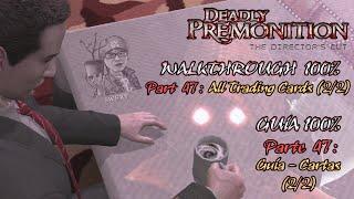 [ Deadly Premonition : DIRECTOR