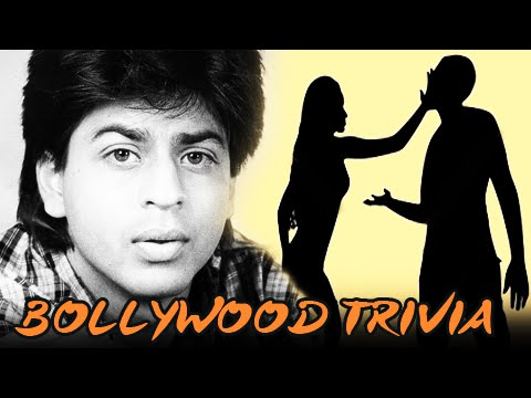 OMG! SRK Was Slapped By A Woman In Train | Bollywood Trivia