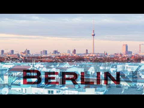 Berlin of Today - Europe's Artistic Center