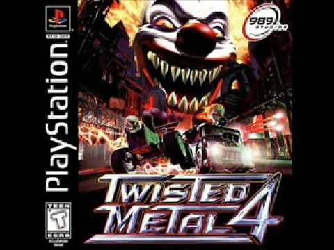 twisted metal 4 soundtrack ( the oil rig)