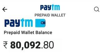 इस APP से मैंने कमाए ₹80,092.80 रुपए Free PAYTM CASH !!