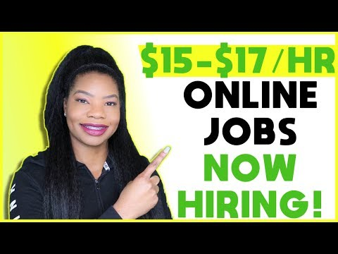 🏡 High-Paying Work-From-Home Job. Apply ASAP! | Online, Remote Work-At-Home Jobs January 2020
