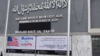 Ahmadiyya Muslim Community USA - Muslims for Loyalty