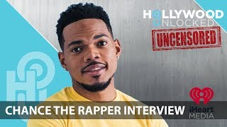 Chance the Rapper on THE BIG DAY, Critics & Importance of Family on Hollywood Unlocked [UNCENSORED]