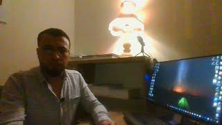 بث مباشر عالم الفلك عبدالله الحلبي