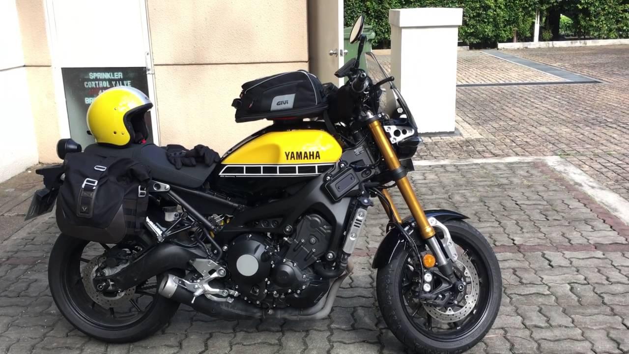 Motorcycle Side Bags