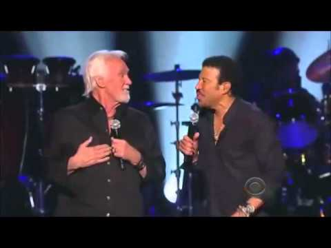 Kenny Rogers & Lionel Richie- Lady