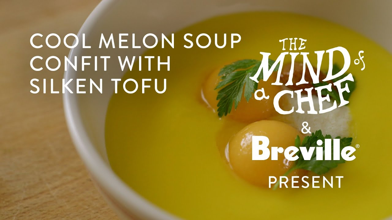 Cool Melon Soup Recipe with Silken Tofu from David Kinch Mind of a ...