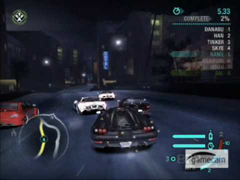 need for speed underground Carbon Lil John - Get Low