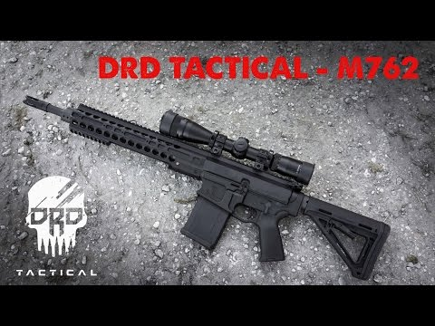 DRD Tactical M762 (Takedown Rifle)