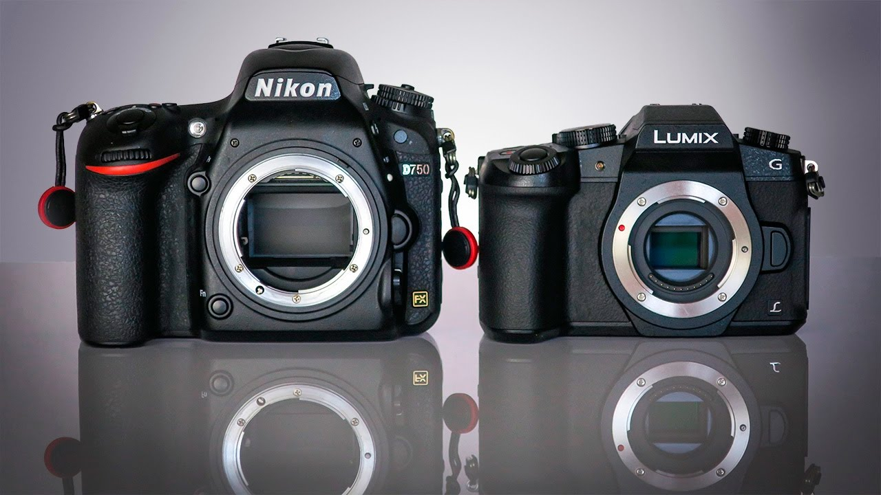 Full Frame vs Micro 4/3 Sensors | Is Bigger Better? - YouTube