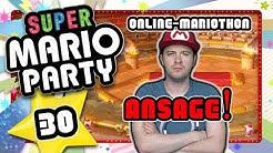 SUPER MARIO PARTY 🎲 #30: Ansage an Nintendo Switch Online nach Online-Mariothon Enttäuschung