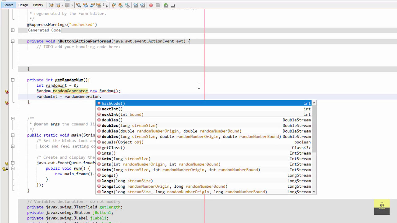 Create Random Password Generator In JAVA (GUI)