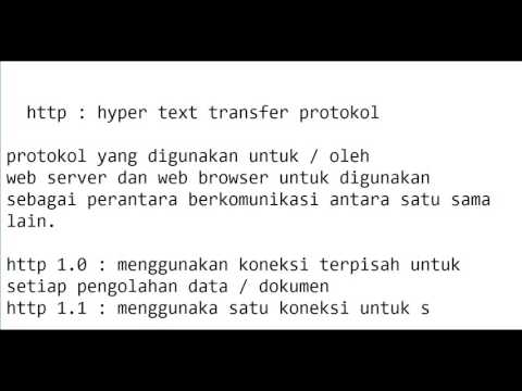 HTTP( Hypertext Transfer Protocol)