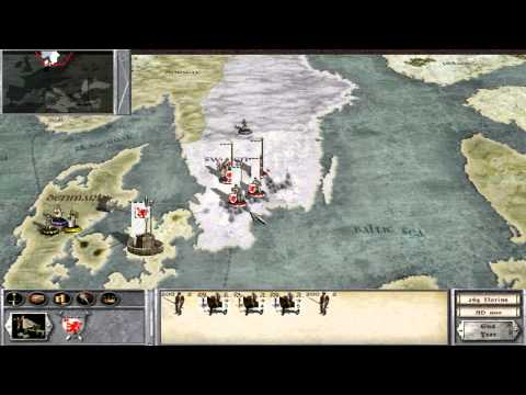 Medieval: Total War Lets Play as Danes Part 1