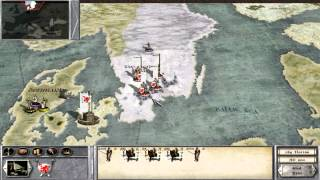 Medieval: Total War Let's Play as Danes Part 1