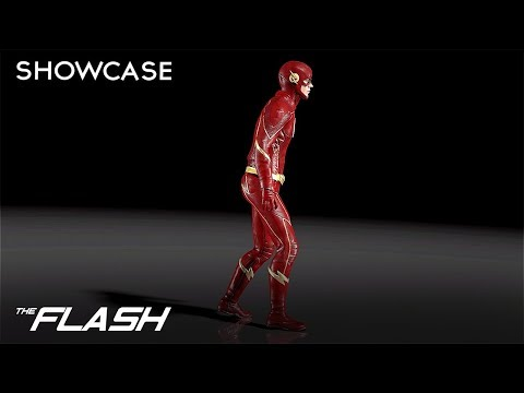 CW The Flash 3D Model Showcase | Cinema 4D