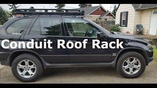 DIY Safari Style Roof Rack