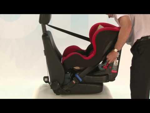 Ferrari Baby Car Seat manual   Cosmo