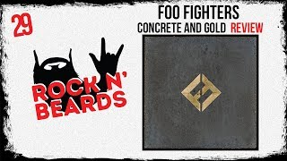 Baixar Foo Fighters - Concrete and Gold Review