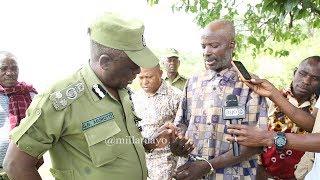"""Polisi Dodoma ilivyombananisha mkulima wa bangi """"Nilienda kwa mganga"""""""