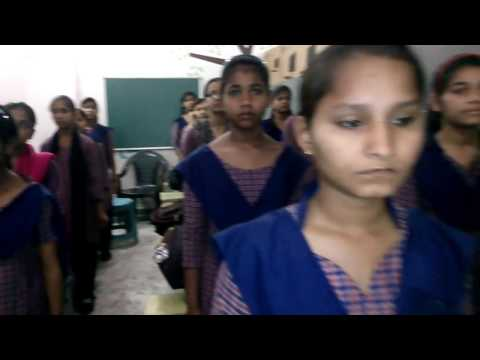 Effort Academy for Slum Girls, Meerut, New Session2017-2018