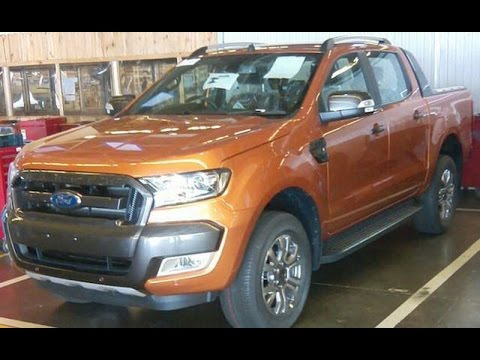 video review new ford ranger 2015 2016 youtube. Black Bedroom Furniture Sets. Home Design Ideas