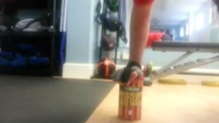 Ye Olde Oak Hotdog Fitness Challenge