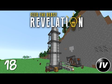 FTB Revelation - Ep 18 - Distillation