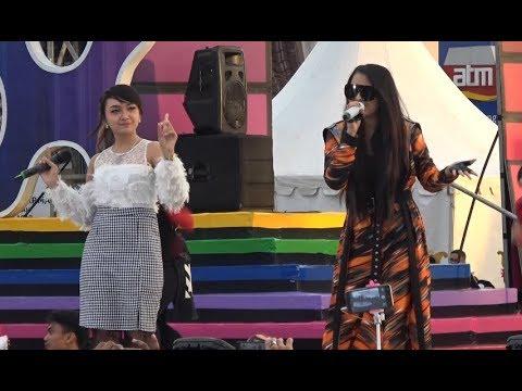 Jihan Audy FT Fitri Carlina - ABG Tua LIVE Inbox Spesial HUT Tasya Rosmala & Cilacap