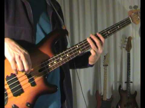 Chris Isaak - Wicked Games - Bass Cover