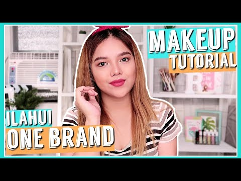 FULL FACE USING ILAHUI MAKEUP PRODUCTS! (ANG FRESH!) | Philippines thumbnail