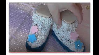 Тапочки для ребенка 2 - 2 5 годика