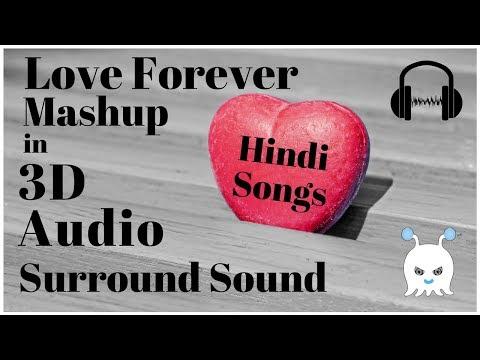 Love Forever Mashup | DJ Harshal Mashup | Extra 3D Audio | Surround Sound | Use Headphones 👾