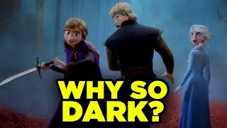 FROZEN 2 Trailer Breakdown! Disney Easter Eggs & Details You Missed!