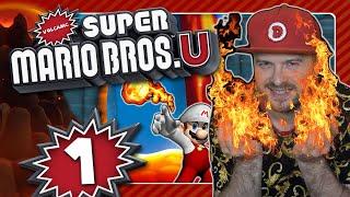 VOLCANIC SUPER MARIO BROS. U 🌋 #1: Brandheißer Mod-Spaß